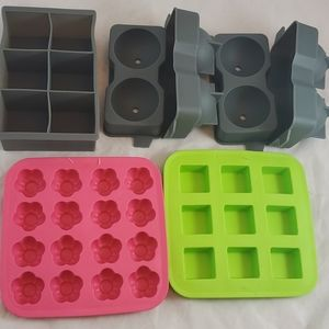 Silicon Ice Molds